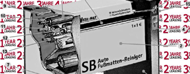 Leasing - Wash-Mat 520 Standard